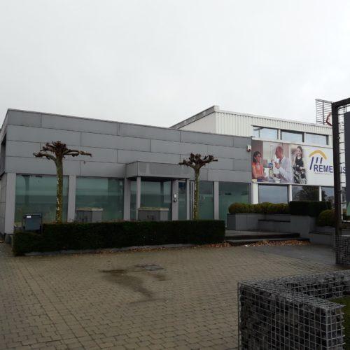 ibic gebouw