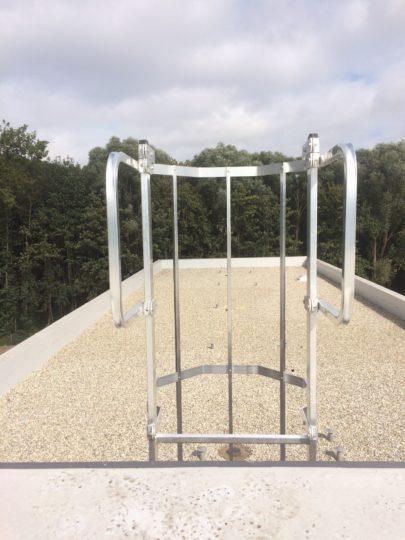 Ladders en kooiladders