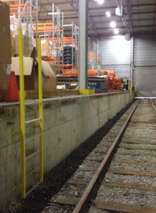 Platformen transportband Schoten
