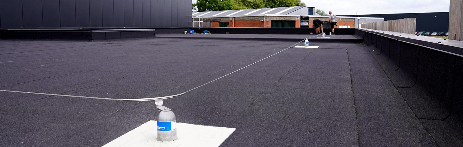 ankerpunten valbeveiliging dak